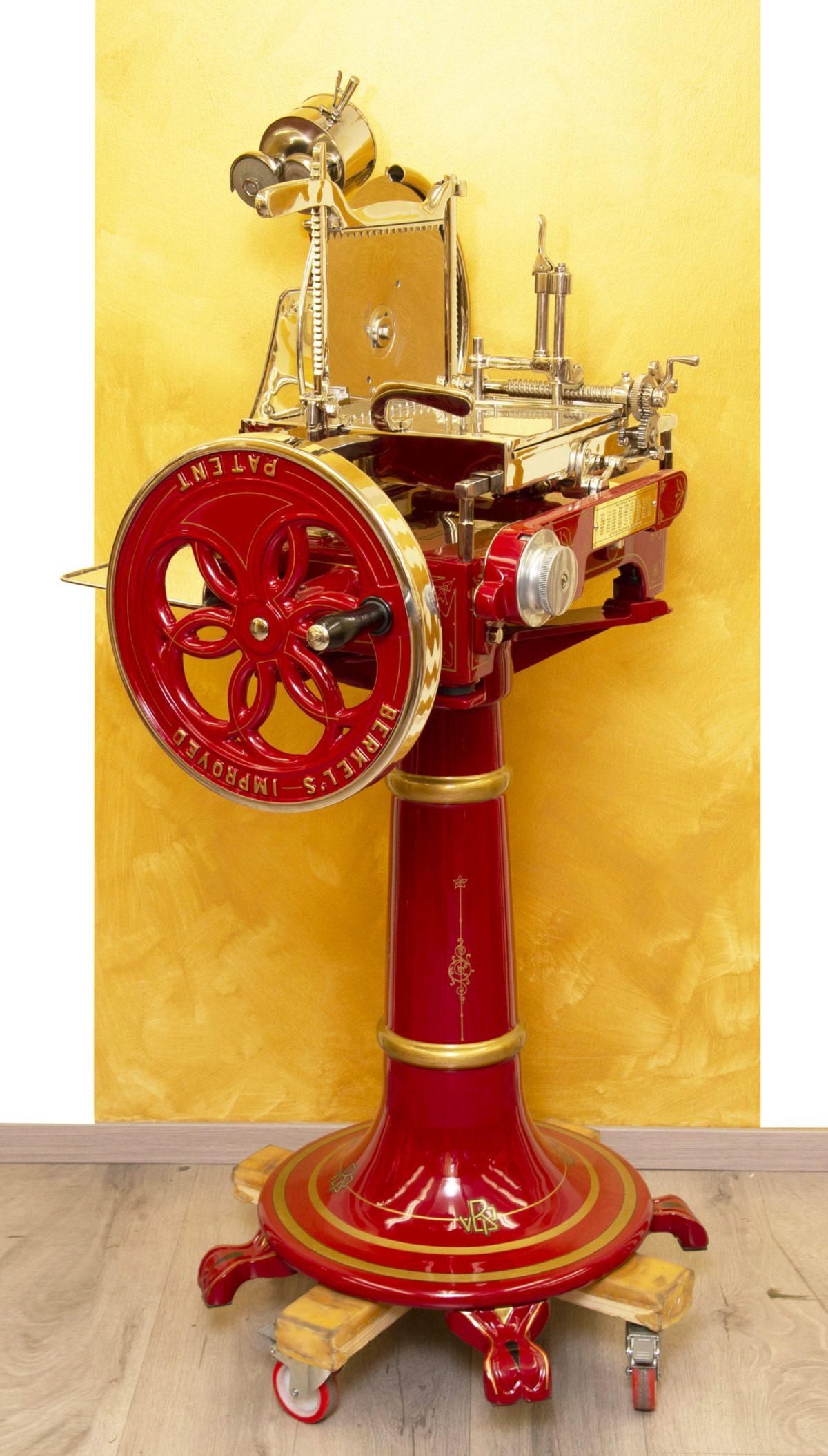 U.S. Slicer Berkel model 70 red