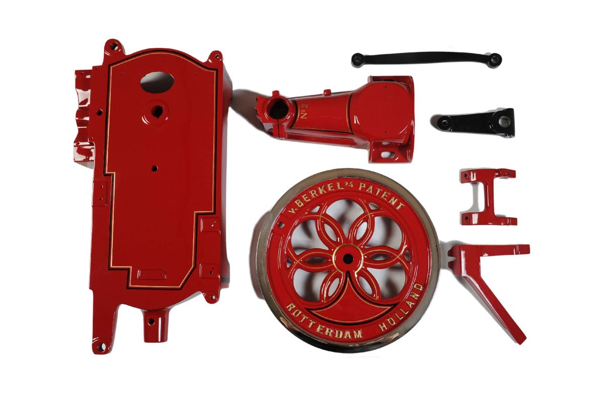 Berkel slicer model 3