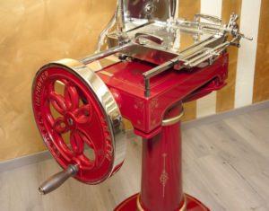 Affettatrice U.S. Berkel modello 50 rossa
